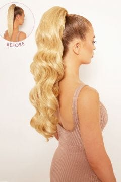 Curly Glam 22 Ponytail