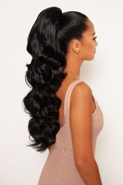 """Curly Glam 22"""" Ponytail"""