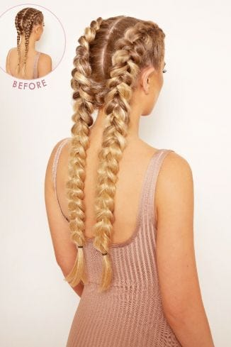 3-in-1 Hair Extension Braid Kit